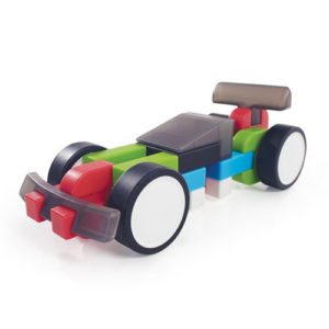 Guidecraft Construccion IO Blocks Race Cars 48 piezas
