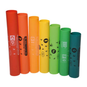 Boomwhackers pequeños