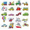20 magneticos vehiculos