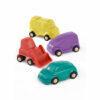 Eco Minimobil 9 cm 4 pcs