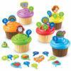 Cupcakes del Alfabeto