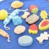 Set de esponjas sensoriales