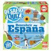 Desafío Quiz: Descubrir España