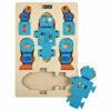 Primera Maqueta Robot