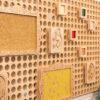 Muro Marcos fichas (10 piezas)