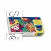 Tempera jovi 35 cc -7 colores surtidos.