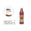 Tempera líquida 500 ml Marrón