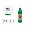 Tempera líquida 500 ml Verde oscuro