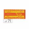 Plastilina Jovi 150 grs Naranja