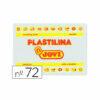 Plastilina Jovi 350 grs Blanco