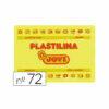 Plastilina Jovi 350 grs Amarillo
