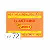 Plastilina Jovi 350 grs Naranja