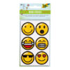 Pegatinas para Scrapping Circulares Folia Emojis
