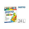 Lapices de colores giotto stilnovo 24 colores unidad