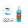 Tempera líquida 250 ml Azul cyan