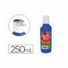 Tempera líquida 250 ml Azul ultra