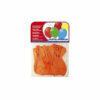 Globo pastel naranja 20 uds