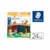 Lapices de colores WOPEX 24 uds