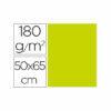 Cartulina liderpapel 50×65 cm 180g/m2 verde hierba paquete de 25